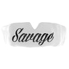 SAFEJAWZ® Popular Design Custom-fit Mouthguard - Savage - SAFEJAWZ gum shield