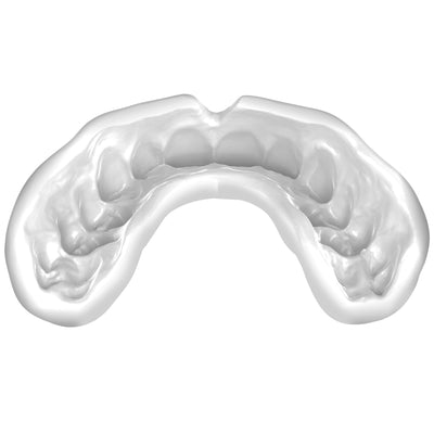 SAFEJAWZ® Custom-fit Mouthguard - White - SAFEJAWZ gum shield
