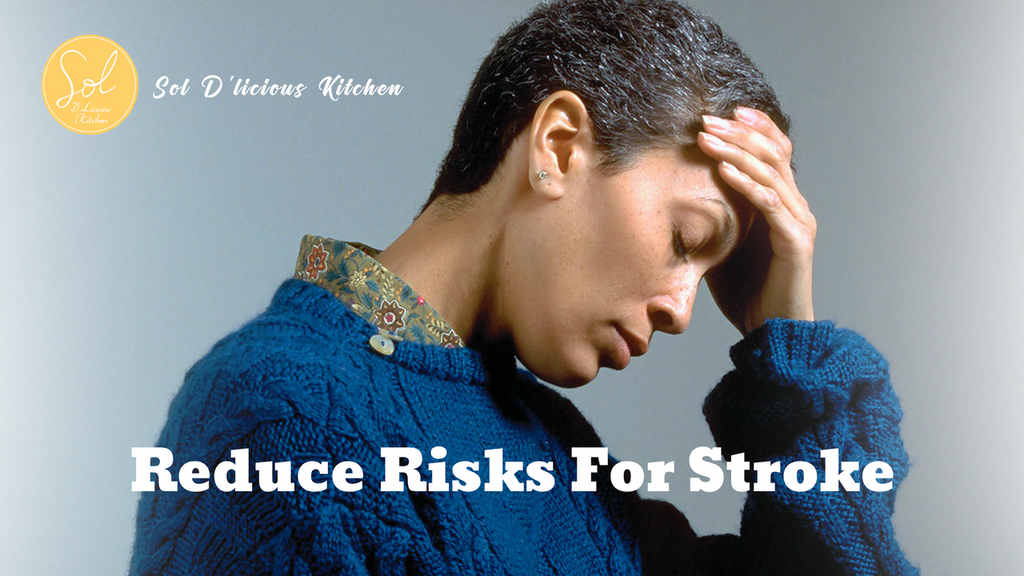 What You Can Do To Reduce Risks For Stroke