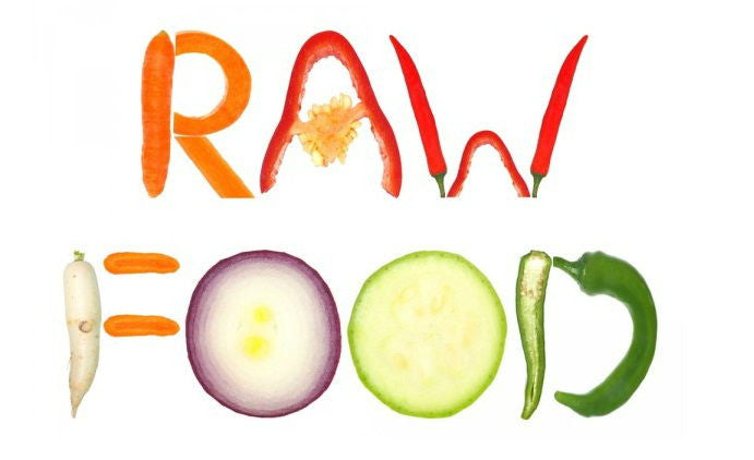 10 Foods Most Nutritious When Eaten Raw