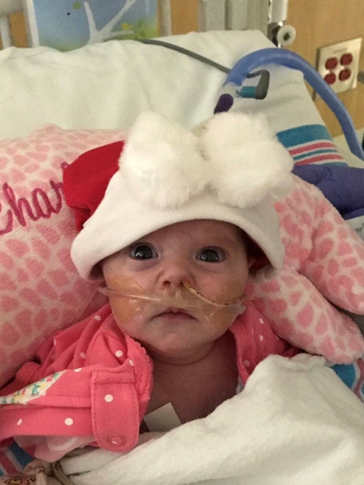 Charlotte Christine Marra | Heart Warrior of the Week