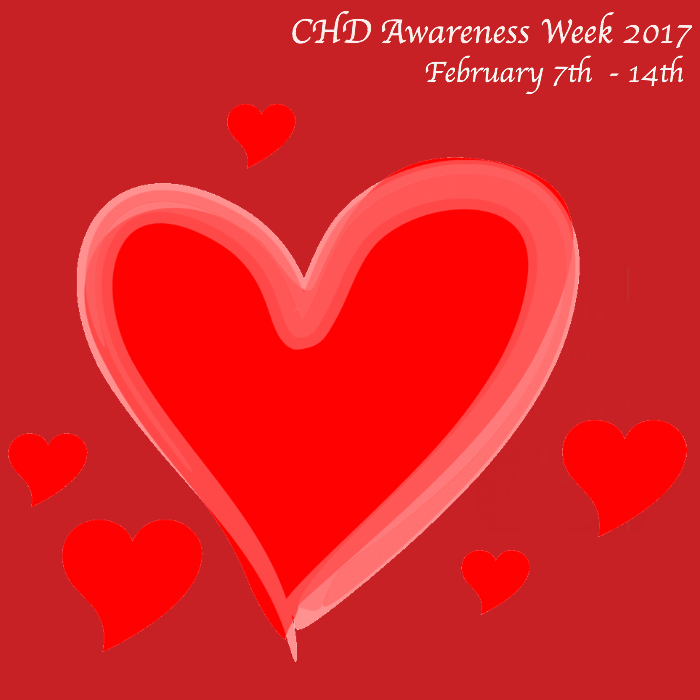 CHD Awareness Week 2017
