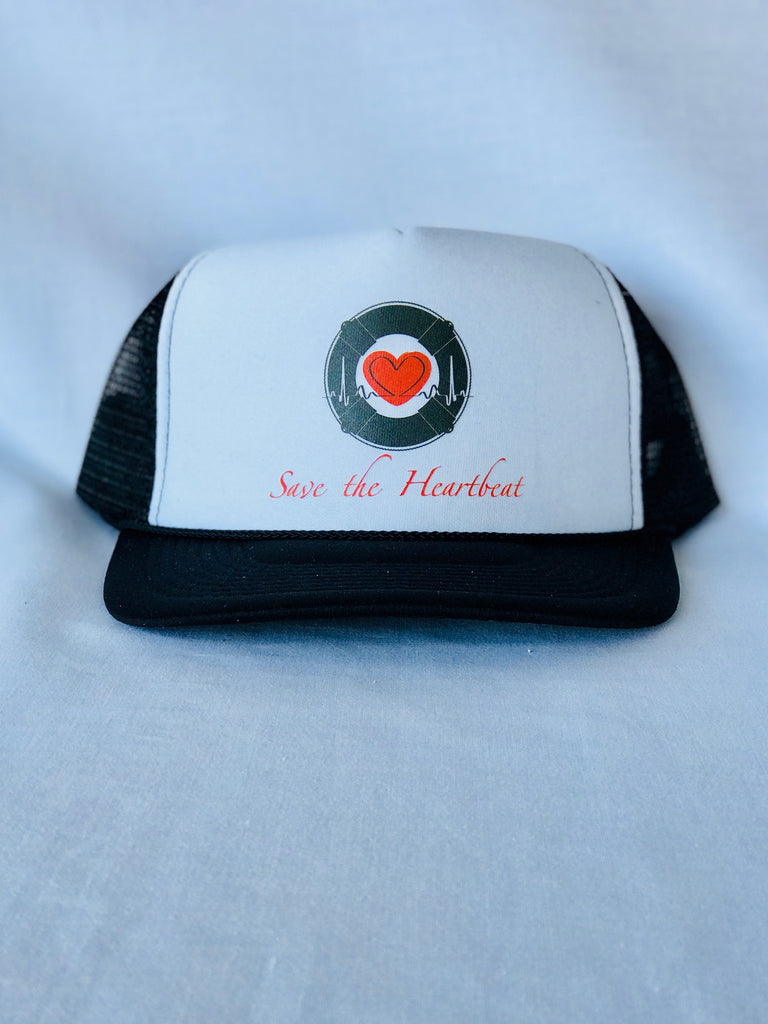 Save the Heartbeat Trucker Hat