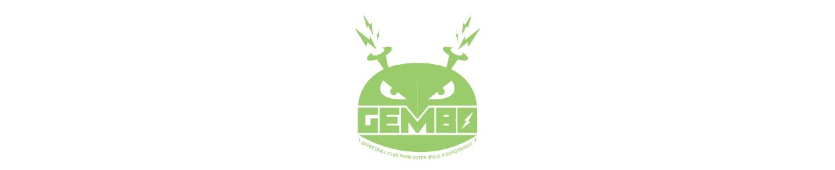 GEMBO - BASKETBALL CLUB FROM OUTER SPACE & BORGERHOUT
