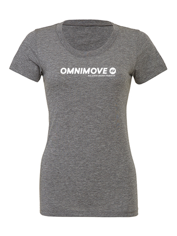 OmniMove Basic tshirt Women