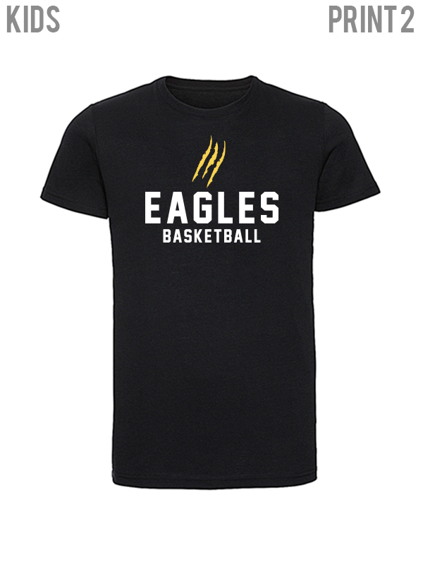 EAGLES Kids Shirt (NEW Various Designs)