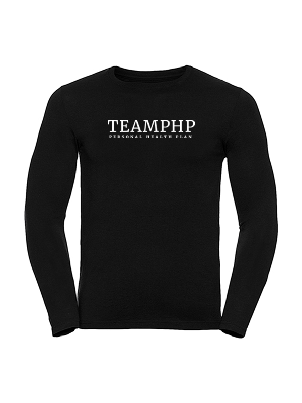 Team PHP Longsleeve T-Shirt
