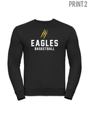 EAGLES Sweater (NEW Various Designs)