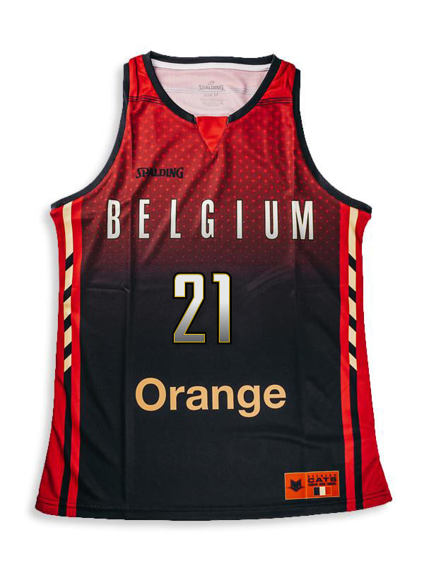 Preorder - Official Cats Jersey n°21