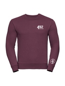 4U2 Motion - Casual Bordeau Sweater - Unisex