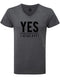 4U2 T-shirt YES Black