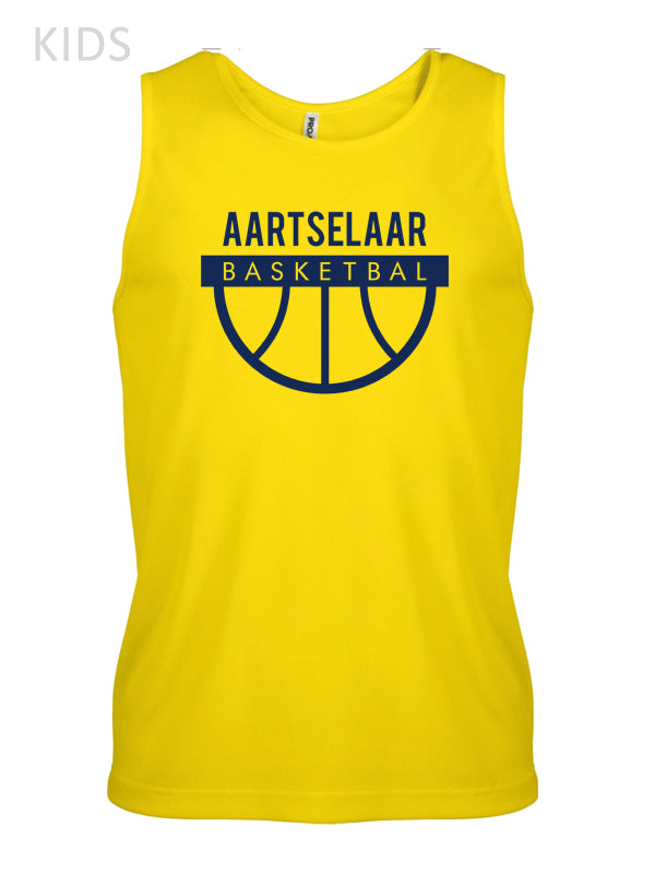 Aartselaar - KIDS Jersey Yellow