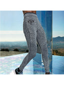 Crossfit Blue Fenix - 3D Legging Women