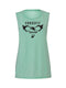 Crossfit Blue Fenix - Flowy Scoop Muscle Shirt