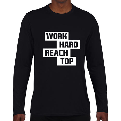 CAP Belgium - Work Hard Men Long sleeve