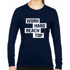 CAP Belgium - Work Hard Women Long sleeve