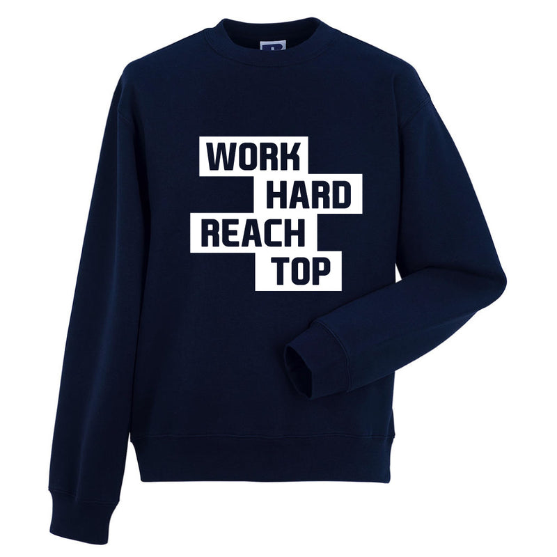 CAP Belgium - Work Hard Sweat Shirt