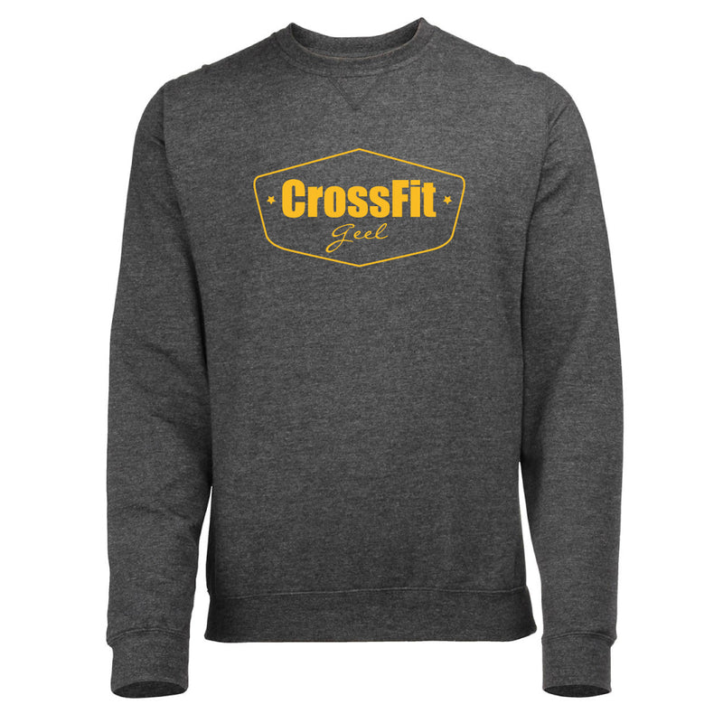 Crossfit Geel Sweatshirt Men