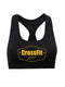 Crossfit Geel Performance Sports Bra