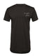 Crossfit Geel T-shirt Long Body