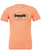 Crossfit Geel T-shirt V.4 Summer Time