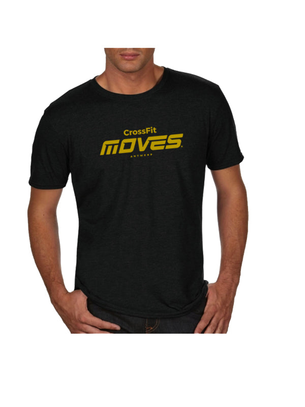 Crossfit MOVES Antwerpen SUMMER GAMES T-shirt