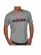 Crossfit MOVES Antwerpen Tri-blend T-shirt