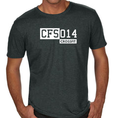 Crossfit Schoten - Quote Shirt