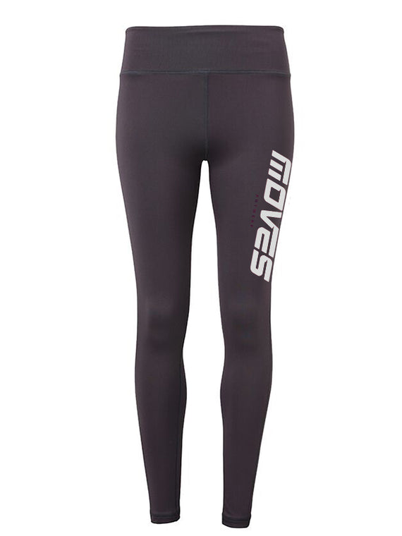 Crossfit MOVES Antwerpen - Legging Black