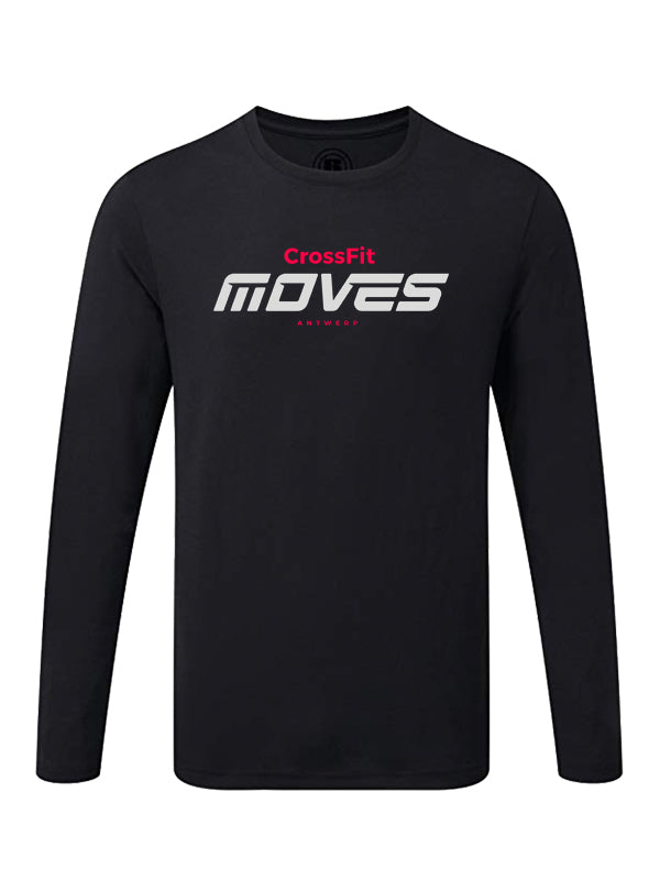 Crossfit MOVES Antwerpen HD Long Sleeve