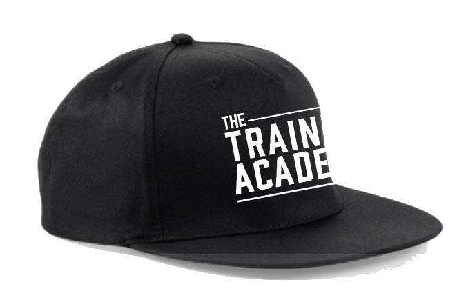 The Training Academy CAP Black