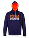 Cobras 2 color Hoodie Culture