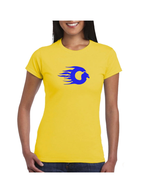 Condors Logo T-shirt Woman