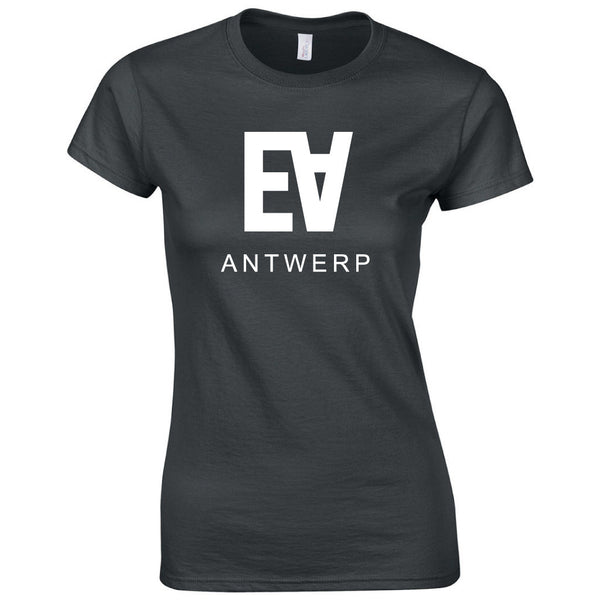 Elite Athletes - Antwerp Fitted T-shirt Woman