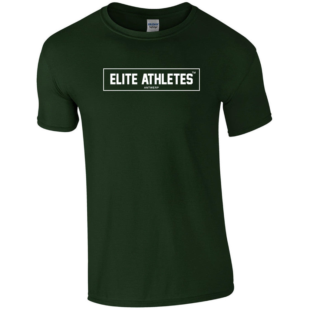 Elite Athletes - Framed Shirt