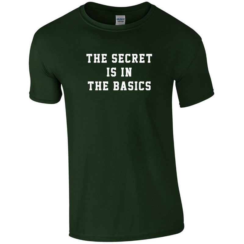 Elite Athletes - The Secret Shirt