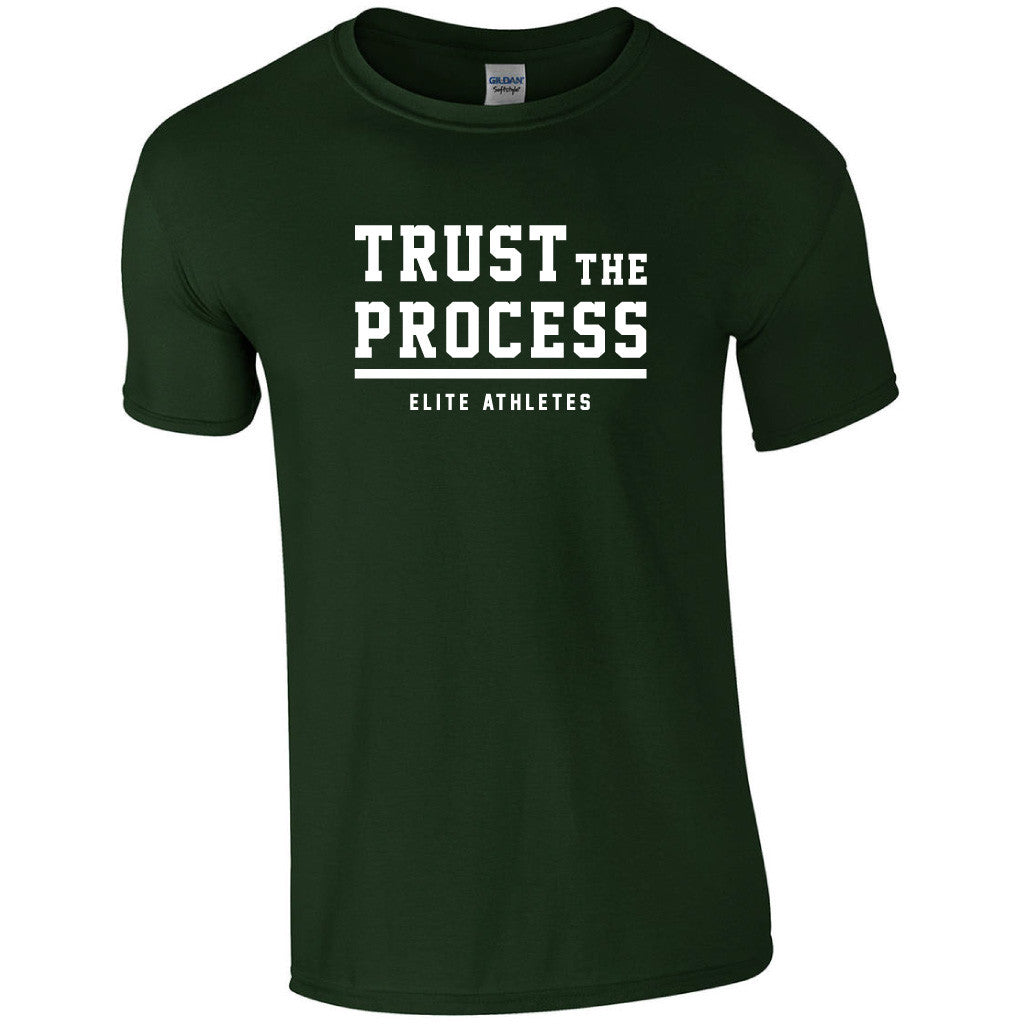 Elite Athletes -Trust T-shirt Men