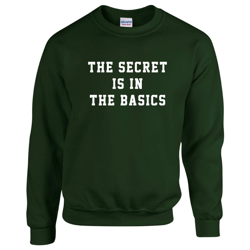 Elite Athletes - The Secret Sweatshirt