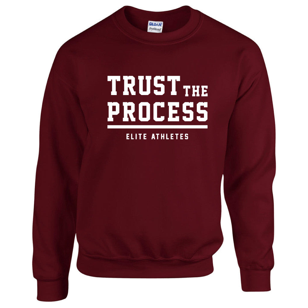 Elite Athletes - Trust Sweatshirt Man / Woman