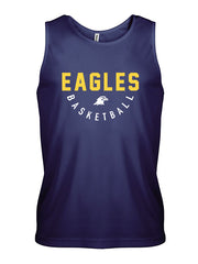 EAGLES Practice Jersey Adult Navy