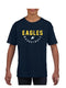 EAGLES T-shirt Kids Navy Blue