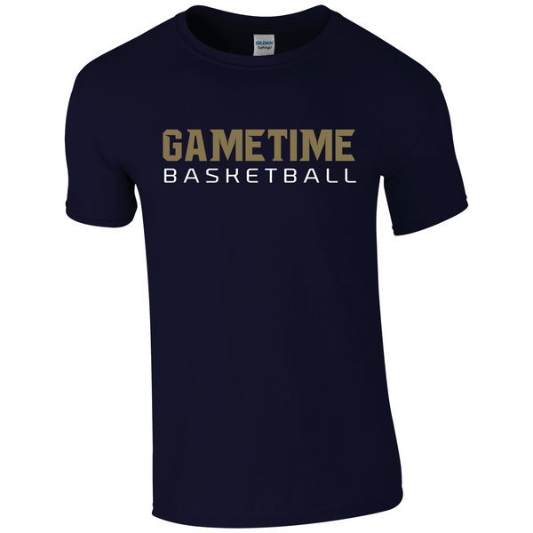 Gametime - Basketball Cotton T (M/F)