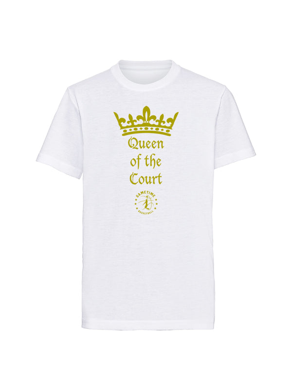 Game Time Queen HD T-shirt