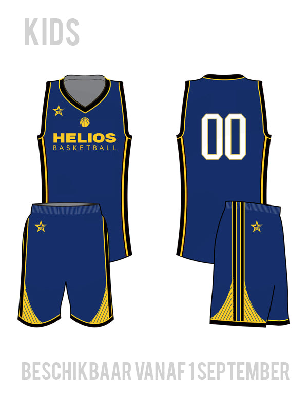 Helios training JERSEY KIDS