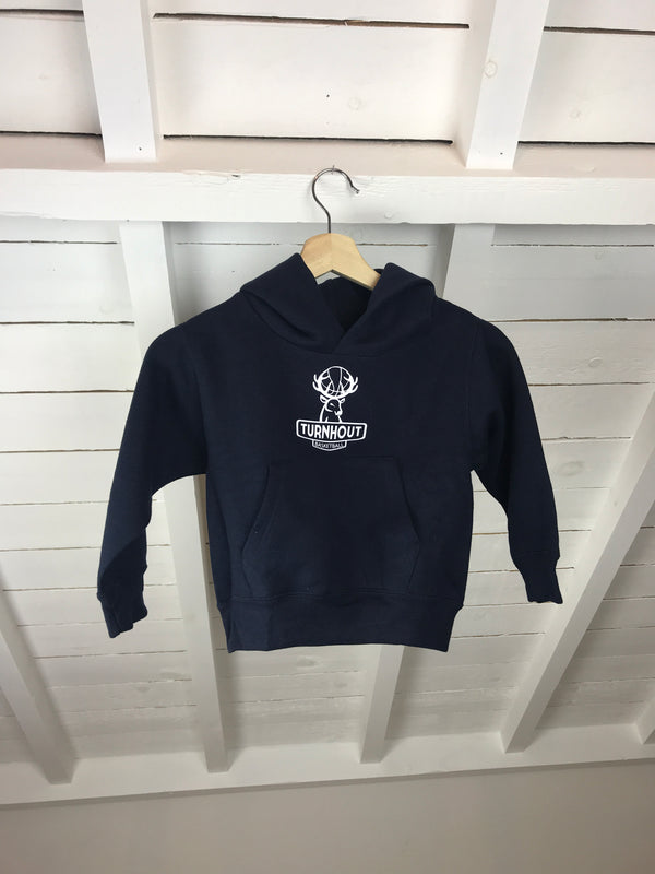 T&T Hoodie Navy - Kids OUTLET