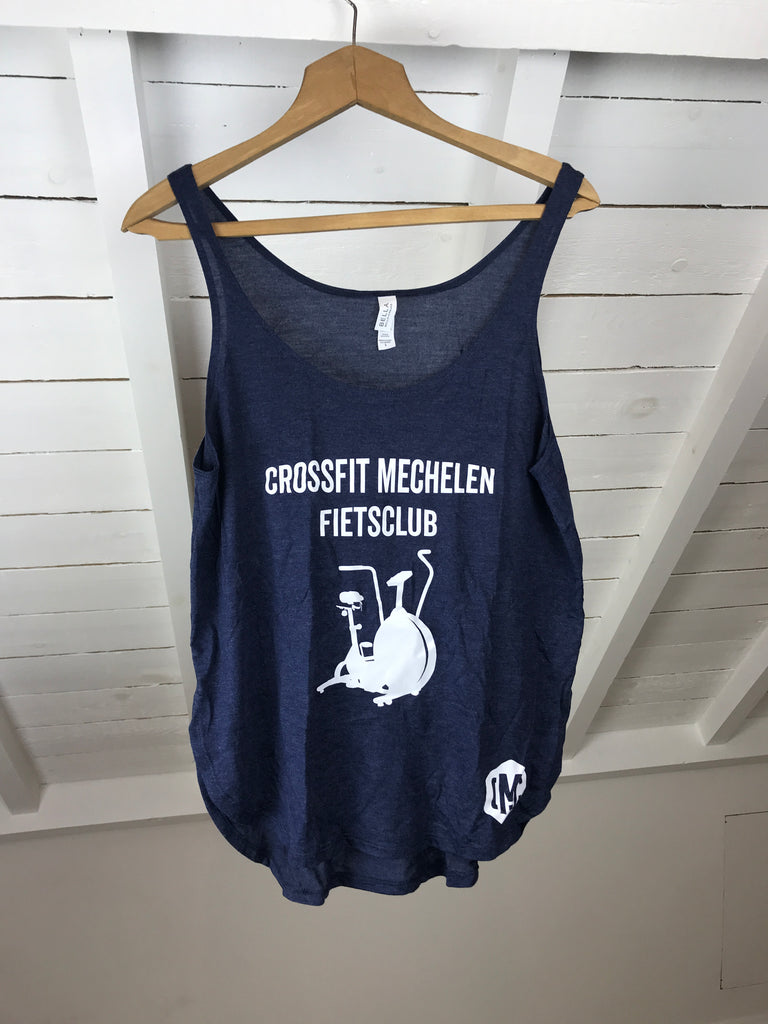 Crossfit Mechelen Slid Fietsclub Heather Navy - Women OUTLET