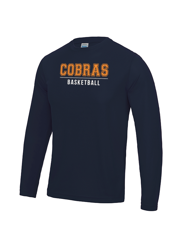 Cobras - Longsleeve Shooting Shirt (Adults)