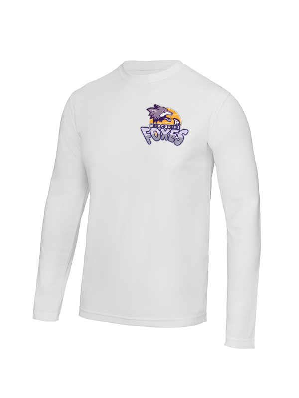 Mercurius Foxes Longsleeve Warm-Up (Adults Only)