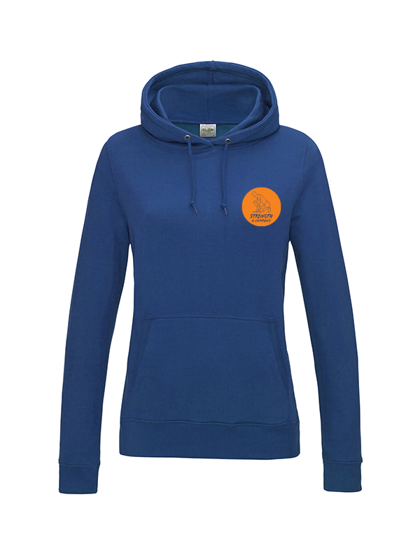 STRENGTH & Company - Hoodie Chest (Women)