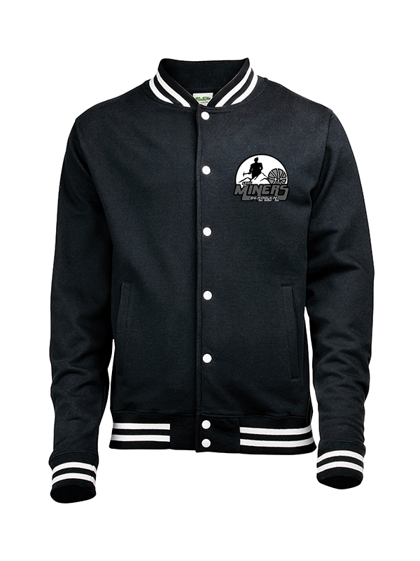 Miners Baseball Jacket (Adults)